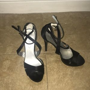 Guess Black high heels